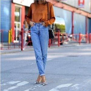 Levi's 550 vintage Mom Hi-Rise Jeans High Waisted